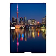 Buildings Can Cn Tower Canada Samsung Galaxy Tab S (10 5 ) Hardshell Case