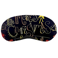 Chalk Chalkboard Board Frame Sleeping Masks