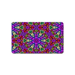 Seamless Tileable Pattern Design Magnet (name Card)