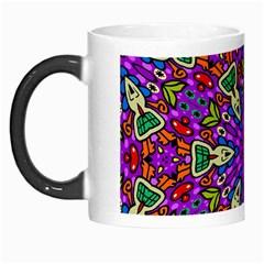 Seamless Tileable Pattern Design Morph Mugs
