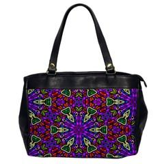 Seamless Tileable Pattern Design Office Handbags