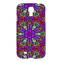 Seamless Tileable Pattern Design Samsung Galaxy S4 I9500/i9505 Hardshell Case