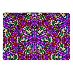 Seamless Tileable Pattern Design Samsung Galaxy Tab 10 1  P7500 Flip Case