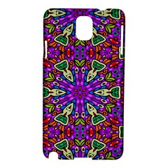 Seamless Tileable Pattern Design Samsung Galaxy Note 3 N9005 Hardshell Case