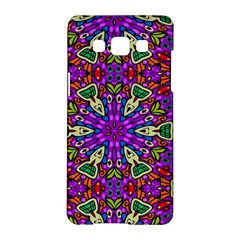Seamless Tileable Pattern Design Samsung Galaxy A5 Hardshell Case