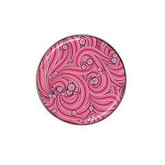Pattern Doodle Design Drawing Hat Clip Ball Marker (10 Pack)