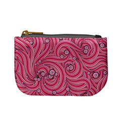 Pattern Doodle Design Drawing Mini Coin Purses