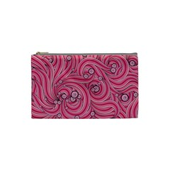 Pattern Doodle Design Drawing Cosmetic Bag (small)