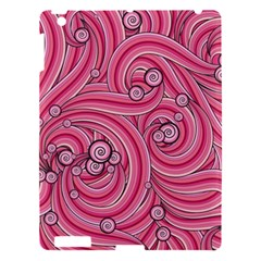 Pattern Doodle Design Drawing Apple Ipad 3/4 Hardshell Case