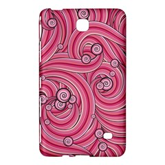 Pattern Doodle Design Drawing Samsung Galaxy Tab 4 (7 ) Hardshell Case