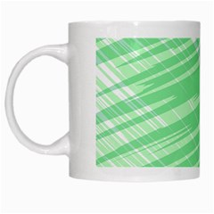 Dirty Dirt Structure Texture White Mugs