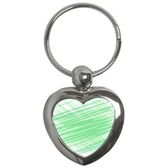 Dirty Dirt Structure Texture Key Chains (heart)