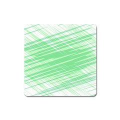 Dirty Dirt Structure Texture Square Magnet