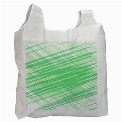 Dirty Dirt Structure Texture Recycle Bag (two Side)