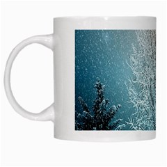 Winter Wintry Snow Snow Landscape White Mugs