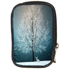 Winter Wintry Snow Snow Landscape Compact Camera Cases