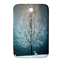 Winter Wintry Snow Snow Landscape Samsung Galaxy Note 8 0 N5100 Hardshell Case