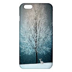 Winter Wintry Snow Snow Landscape Iphone 6 Plus/6s Plus Tpu Case