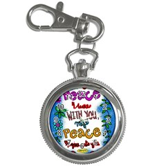 Christian Christianity Religion Key Chain Watches