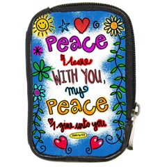 Christian Christianity Religion Compact Camera Cases