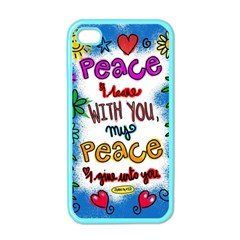 Christian Christianity Religion Apple Iphone 4 Case (color)