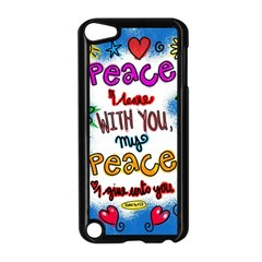 Christian Christianity Religion Apple Ipod Touch 5 Case (black)