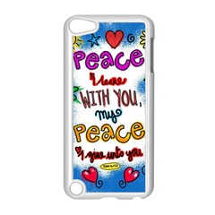 Christian Christianity Religion Apple Ipod Touch 5 Case (white)