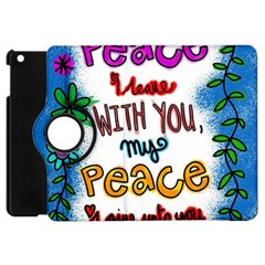 Christian Christianity Religion Apple Ipad Mini Flip 360 Case