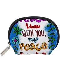 Christian Christianity Religion Accessory Pouches (small)