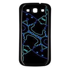 Warp Samsung Galaxy S3 Back Case (black)