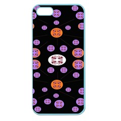 Planet Say Ten Apple Seamless Iphone 5 Case (color)