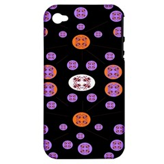Planet Say Ten Apple Iphone 4/4s Hardshell Case (pc+silicone)