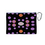 Planet Say Ten Canvas Cosmetic Bag (M) Back