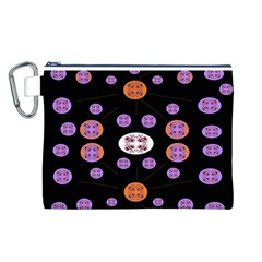 Planet Say Ten Canvas Cosmetic Bag (l)