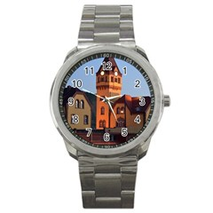 Blue Hour Colliery House Sport Metal Watch