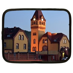 Blue Hour Colliery House Netbook Case (xxl)