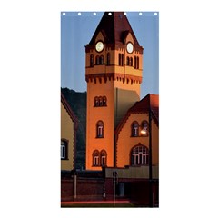 Blue Hour Colliery House Shower Curtain 36  X 72  (stall)