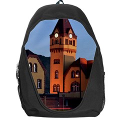 Blue Hour Colliery House Backpack Bag