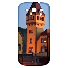 Blue Hour Colliery House Samsung Galaxy S3 S Iii Classic Hardshell Back Case