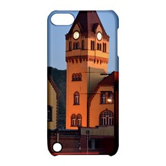 Blue Hour Colliery House Apple Ipod Touch 5 Hardshell Case With Stand