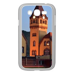 Blue Hour Colliery House Samsung Galaxy Grand Duos I9082 Case (white)