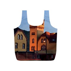 Blue Hour Colliery House Full Print Recycle Bags (s)