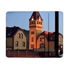 Blue Hour Colliery House Samsung Galaxy Tab Pro 8 4  Flip Case