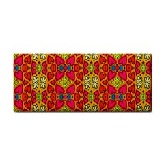 Abstract Background Pattern Doodle Cosmetic Storage Cases