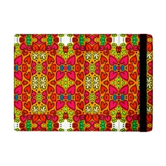 Abstract Background Pattern Doodle Apple Ipad Mini Flip Case