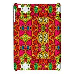 Abstract Background Pattern Doodle Apple Ipad Mini Hardshell Case