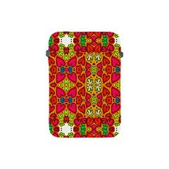 Abstract Background Pattern Doodle Apple Ipad Mini Protective Soft Cases