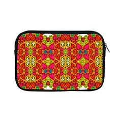 Abstract Background Pattern Doodle Apple Ipad Mini Zipper Cases