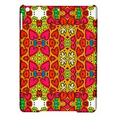 Abstract Background Pattern Doodle Ipad Air Hardshell Cases