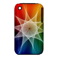 Abstract Star Pattern Structure Iphone 3s/3gs